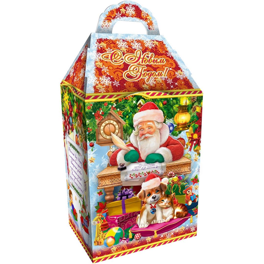 Упаковка для новогодних подарков оптом в Беларуси. Сравнить цены, купить 50