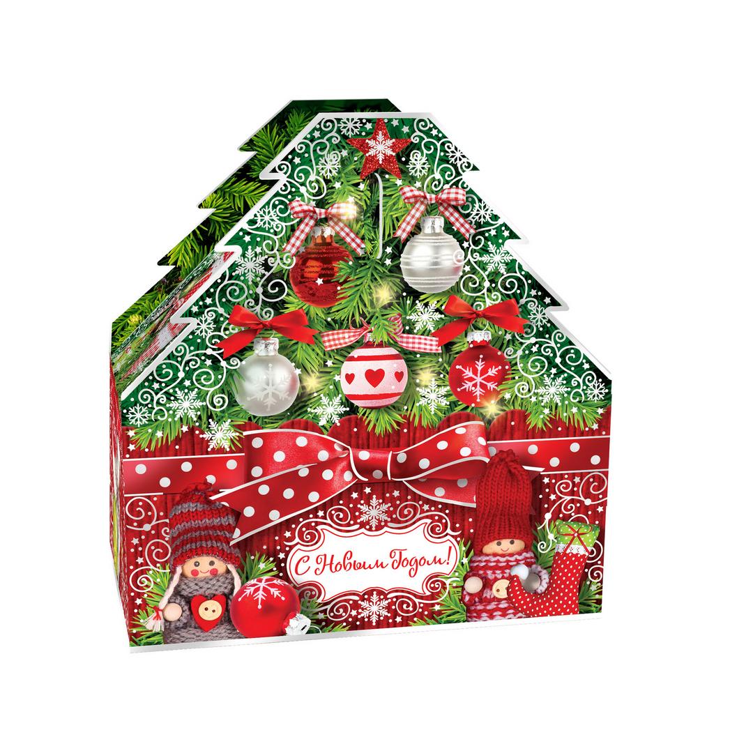 Упаковка для новогодних подарков оптом в Беларуси. Сравнить цены, купить 40